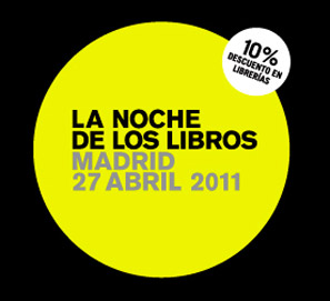 La Noche de los Libros 2011 en Madrid