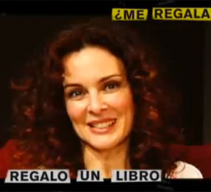 La Noche de los Libros y Silvia Marsó