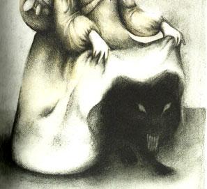 Versiones de Caperucita Roja ilustrada