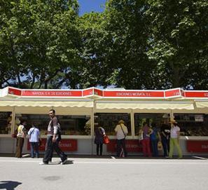 Feria del Libro de Madrid 2011