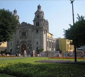 Ruta Mario Vargas Llosa Miraflores