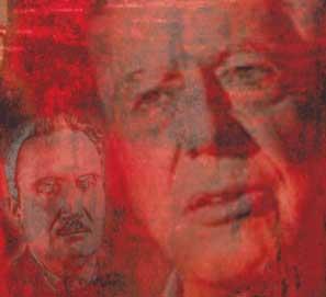 Mario Vargas Llosa en España