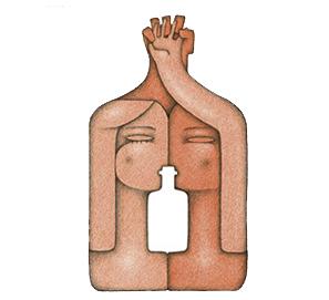 Fiesta en una botella, John Collier
