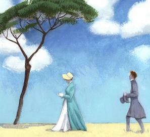 Goethe y el juego de las nubes