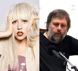 Lady Gaga y Slavoj Zizek están enamorados