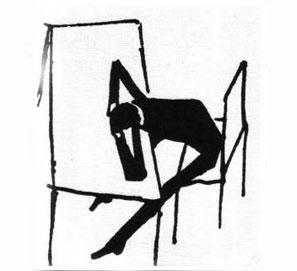 Dibujos de Franz Kafka