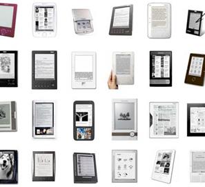 Más e-readers que tabletas en Estados Unidos