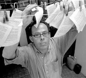 Rodrigo Soto publica El nudo