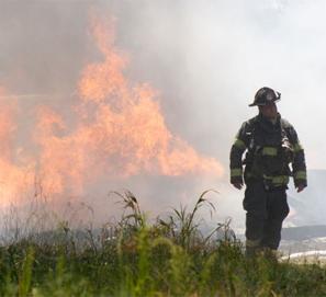 Cómo hablar de un incendio: términos correctos