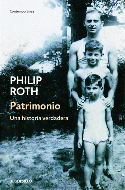 Patrimonio, de Philip Roth- Libros sobre padres e hijos