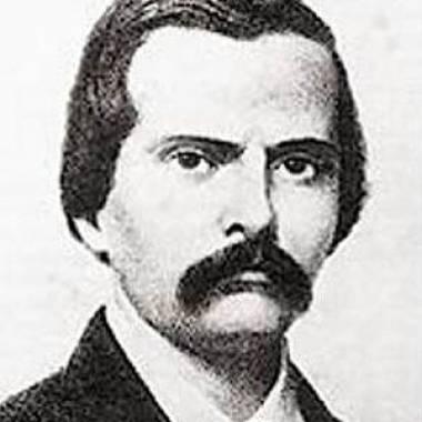 El escritor brasileño Manuel Antônio de Almeida